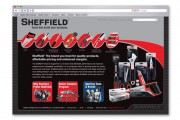 Sheffield Tools Website