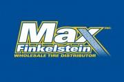 Max Finkelstein Tire Distributor Logo