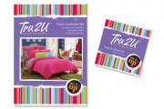 Tru2U Teen Comforter Set Packaging