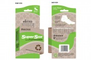 SuperSox Sock Packaging