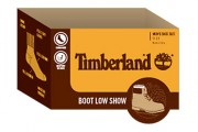 Timberland Sock Packaging