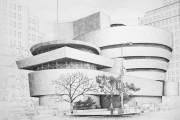 Guggenheim Museum Sketch