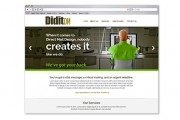 Didit DM (Direct Mail) Website